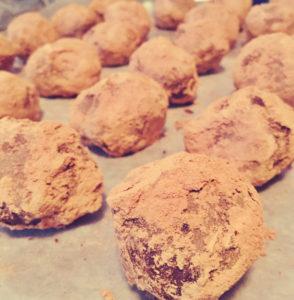 Placenta Truffles